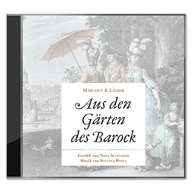 Aus den Gärten des Barock (CD)