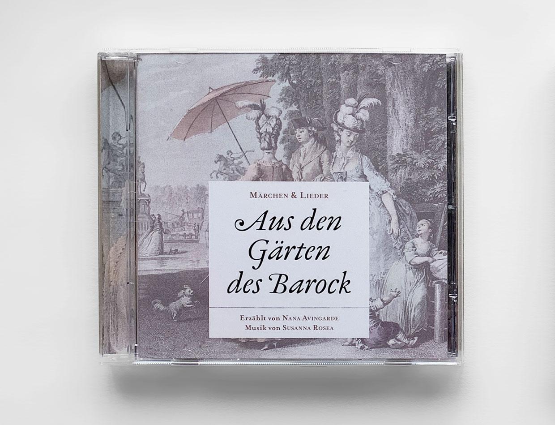 Aus den Gärten des Barock - CD