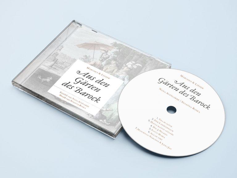 Aus den Gärten des Barock - CD - Märchen & Musik