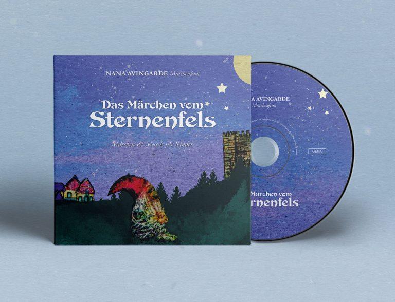Das Märchen vom Sternenfels - CD