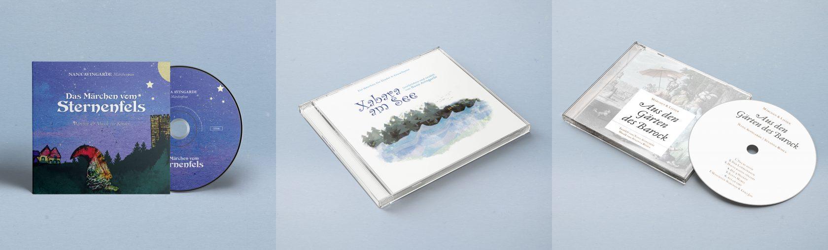 Märchen Hörbuch CDs